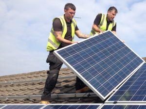 Solar Panels Mounting System UK