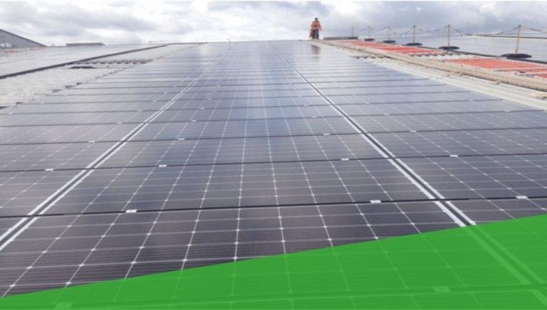Commercial Solar Mounting Frames UK