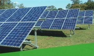 Rack Solar Terrace Ground Mounting System UK