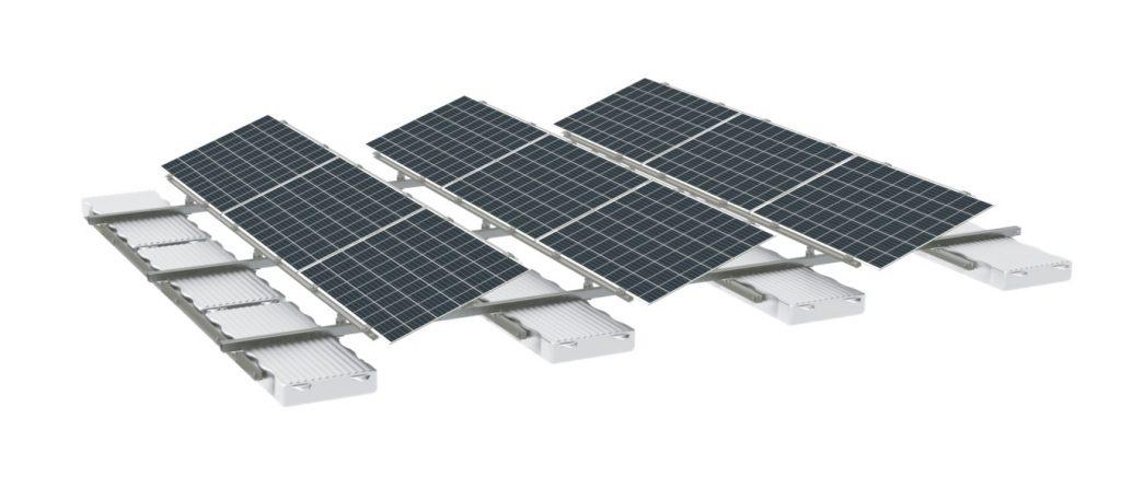 Water Solar Float-II Mounting System, Clenergy, UK