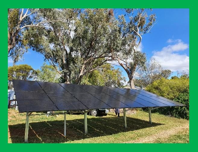 Ground Mount Solar Terrace II-A UK