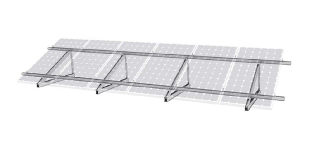 Trip Solar Panel Mounting System